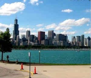 芝加哥 中的图片