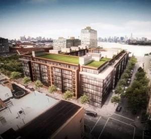 纽约CBD曼哈顿·东河湾新盘 中的图片